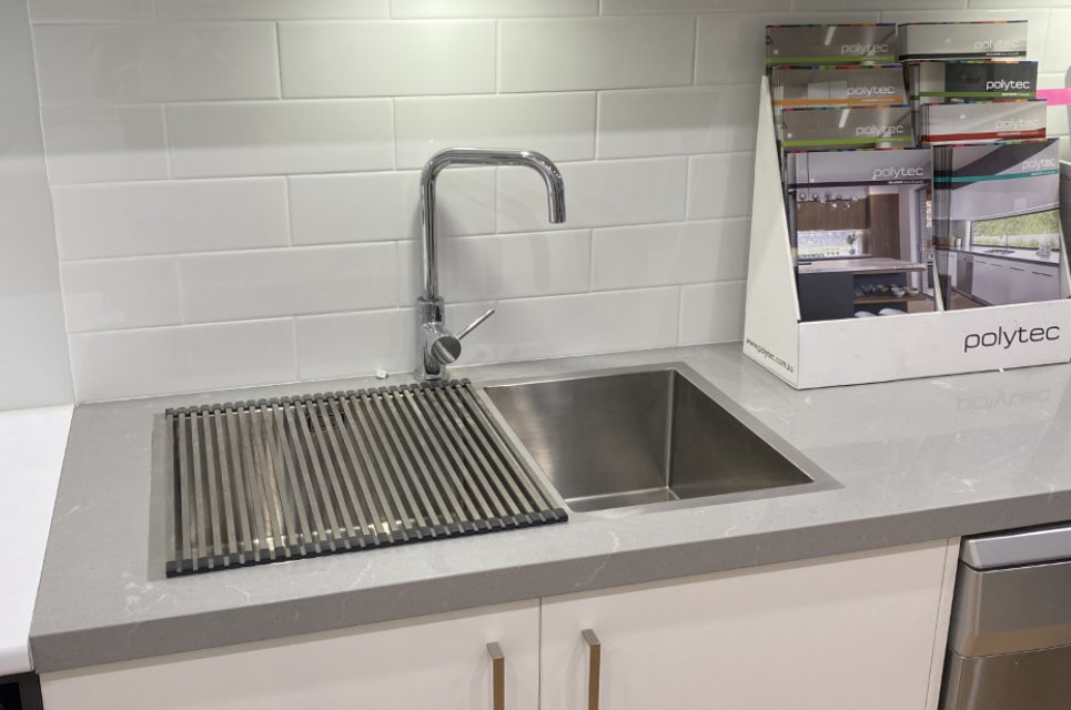 Custom Laundry Cupboards Benches Ironing areas